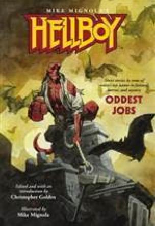 Hellboy: Oddest Jobs
